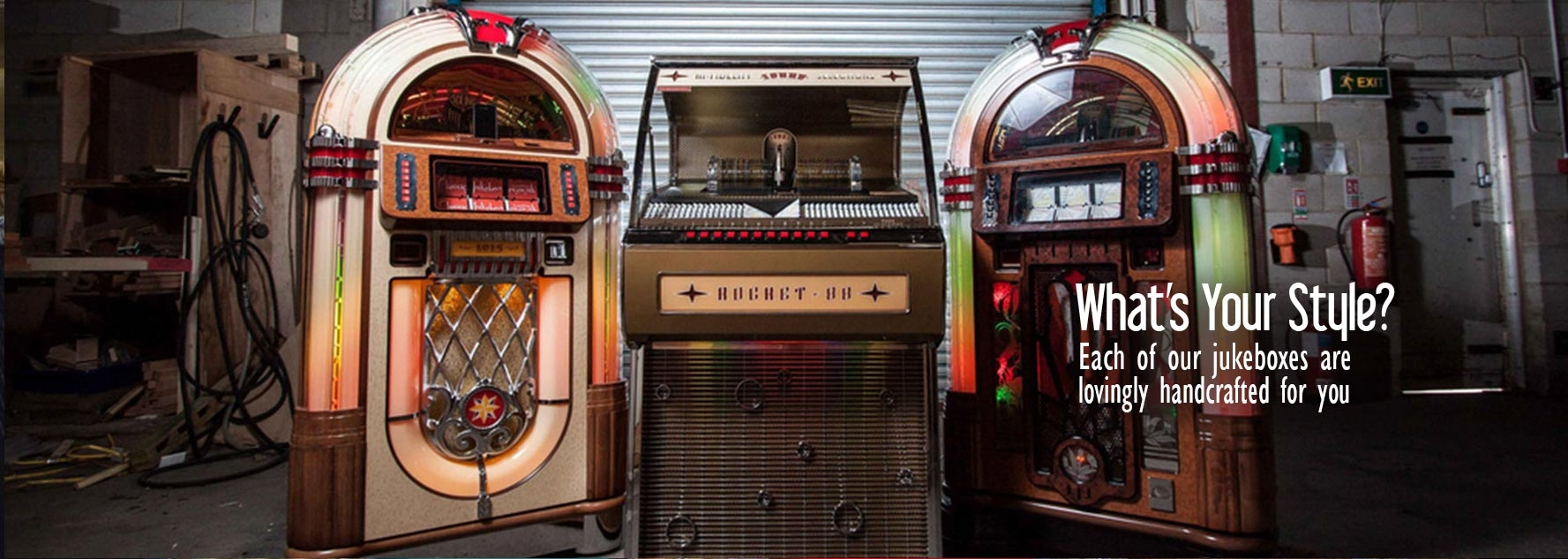 Classic Jukeboxes for Sale in Dubai, UAE - Jukeboxes for