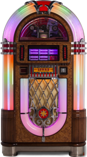 Vinyl SL45 Jukebox