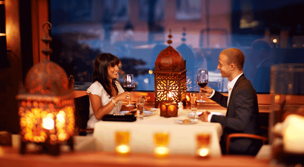 As your dining occasion changes so should your music