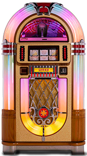 CD SL15 Slimline Jukebox